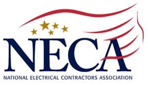 NECA logo